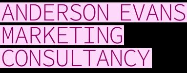 Anderson Evans Marketing Consultancy Logo