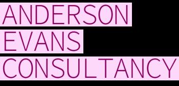Anderson Evans Marketing Consultancy Purple Logo