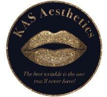 Kas Aesthetics logo social media managed by Anderson Evans Marketing Consultancy